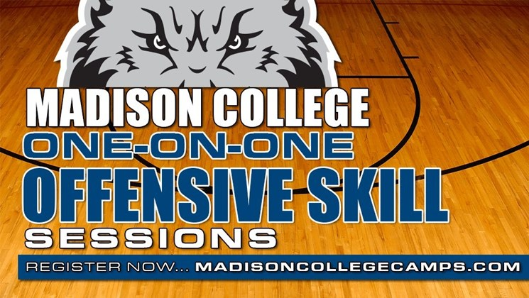 Register Now - Basketball Offensive Skill Sessions