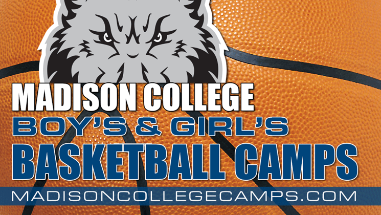 Madison College Boy's & Girl's Basketball Camps