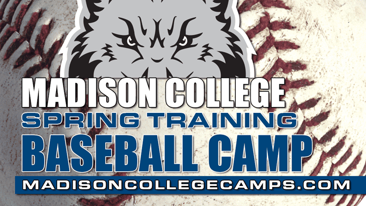 Spring Training Baseball Camp