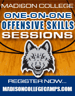 One-on-One Offensive Skills Sessions
