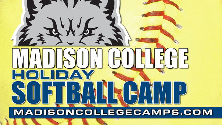 Madison College Holiday Softball Camp